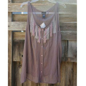 NWT Wet Seal Top 3X - Retails $27